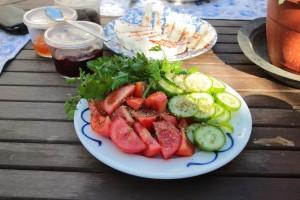 Claudia's Turkish Kahvalti