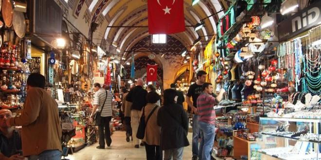The Magic of Istanbul's Grand Bazaar