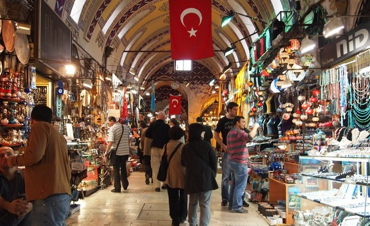 The Magic of Istanbul's Grand Bazaar