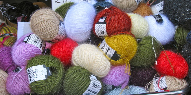 Of Yarn and Friendship