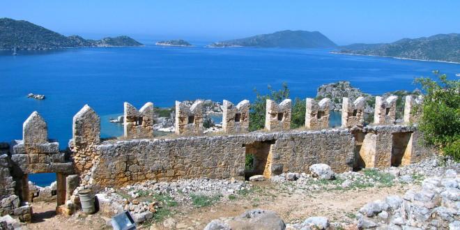 Roaming Roman Ruins