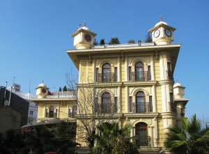 Last Janissary Building in Istanbul