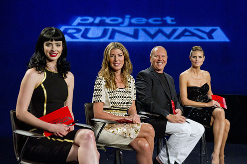 Elements of Style: How Project Runway Makes Me a Better Writer