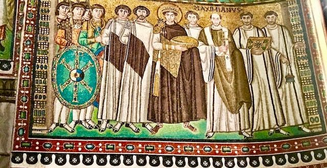 Byzantine Mosaics: The Gold That Stayed