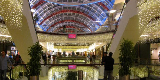 Where Malls Are Still Magical