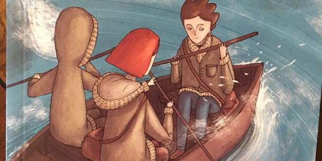 A Turkish Sea Captain's Daughter and Children's Book Author is My Neighbor–and a Talented New Friend!